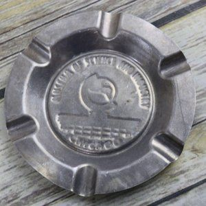 Museum Of Science And Industry Chicago Ashtray VTG